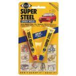 Super Steel Epoxy Weld By Loctite Plastic Padding