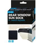 Sun-Socks For X-Large Square Rear Windows Set of 2-Pieces