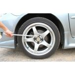 Locking Wheel Nut or Bolt Removal