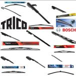 Wiper Blades for Cars and Vans Fitted Free