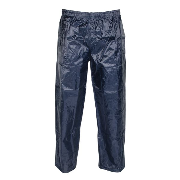 Lightweight PVC Coated Nylon Water Resistant Large Trousers