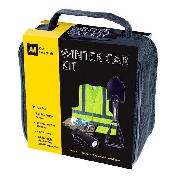 AA Winter  Emergency Car Kit