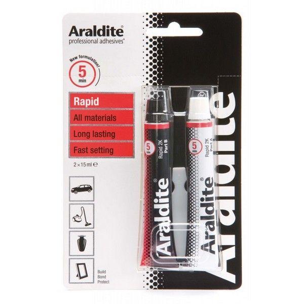 Araldite RAPID 5-Minute Cure Time EPOXY