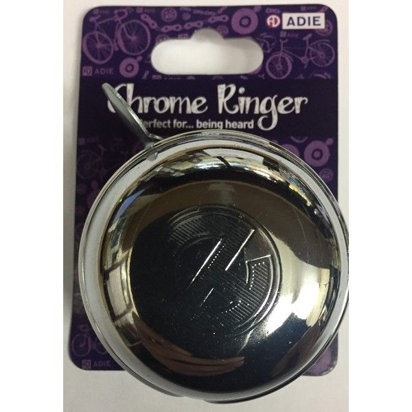 Chrome Bicycle Bell / Ringer Classic Style