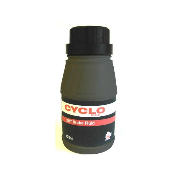 Cyclo DOT Bicycle Cycle Hydraulic Brake Fluid 125ML