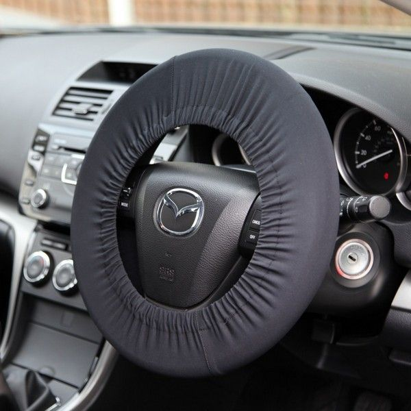 Disklok Black Universal Nylon Wheel Cover/ Protector