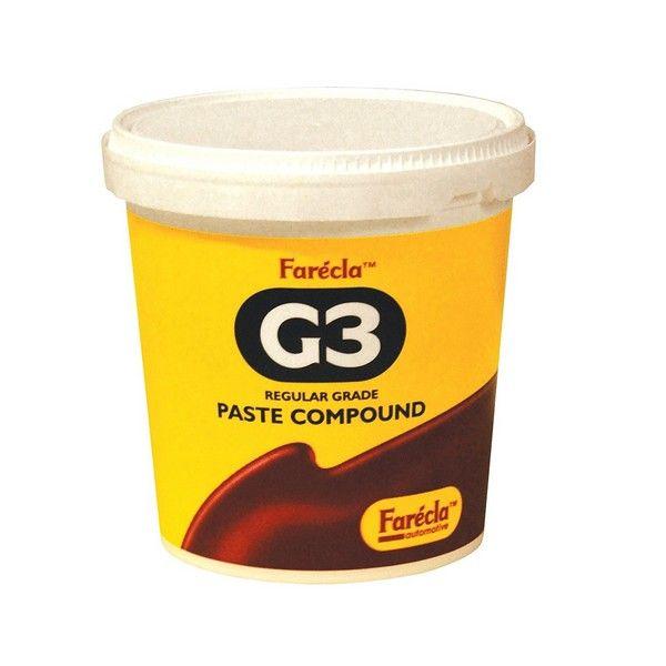 G3 1Kg Tub Medium Rubbing Compound By Farecla'