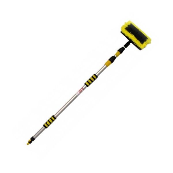 3-Stage 3M Long Wash Brush H.D. Water Fed Telescopic