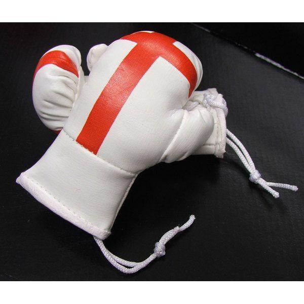 E-Tech Boxing Gloves ENGLAND MG06
