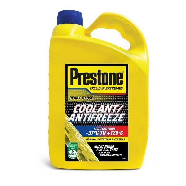 Prestone RTU-50/50 Coolane Anti-Freeze 4-Litres