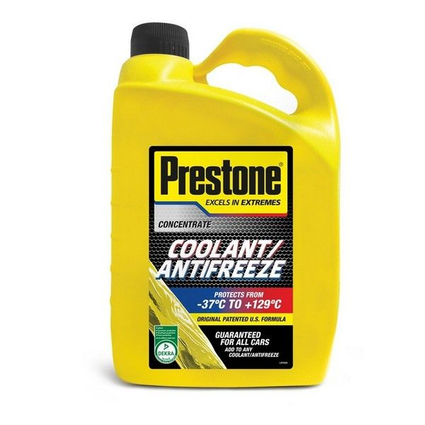 Prestone Anti-Freeze CONCENTRATE 4-Litres