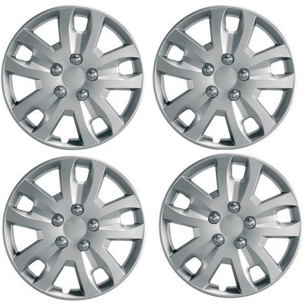 Gyro 15in Premium Wheel Trims Full Set of 4
