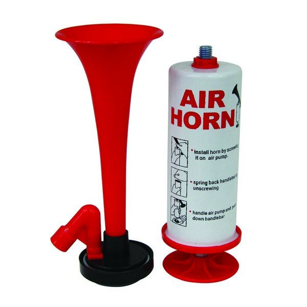 Hand Held Air Horn ( No Gas pump action type)