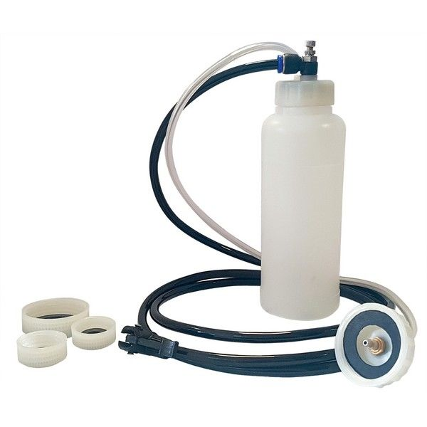 Brake & Clutch Pressure Bleeding and Fluid Changing  Kit
