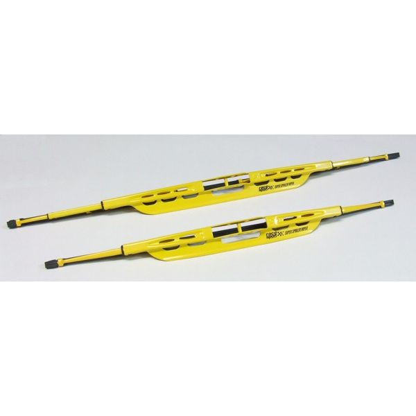 Yellow Retro Fit Wiper Blade 18in-450mm