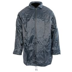 "Lightweight PVC Jacket Large Size 54""/ 136cm Water resistant"