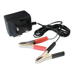 Compact 12-Volt Trickle Battery Charger