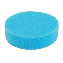 """6""""/ 15cm Flat Foam Hoop & Loop Polishing Pad (Blue) for Paint Detailing"""