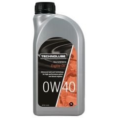 0W40 1-Litre Full Synthetic TechnoLube