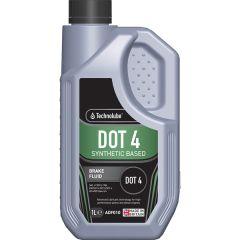 Technolube DOT-4 Brake Fluid & Clutch Fluid 1-Litre