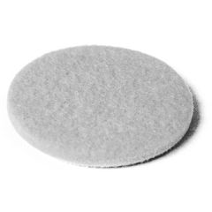 "3"" Lambswool Felt Cutting/ Polishing Pad Velcro Backed"
