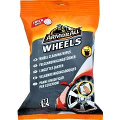 Armorall Alloy Wheel Wipes 16 wipes per Pack