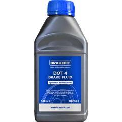DOT-4 Brake Fluid 500ml Also does DOT-3 SAE J1703 & J1704