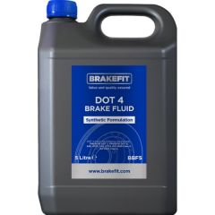 Trade Brake Fluid DOT4 (+DOT3) 5-Litre Large HD