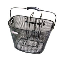 Adie Front Wire Mesh Basket With Handlebar Bracket