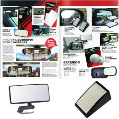 Interior Blindspot & Convenience Mirror Range