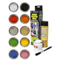 E-Tech Brake Caliper Paint