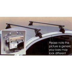 Cam Roof Bars Renault Clio Mk-1 3-Door Models 91-98