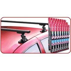 Carpoint Roof Bars Citreon Peugeot Etc