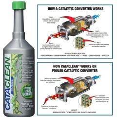 Cata-Clean The Original Liquid Science Fuel & Exhaust Systems Cleaner
