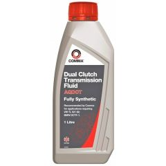 Fully-Synthetic Dual-Clutch Transmission Fluid DSG & DCT