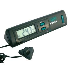 Deluxe Thermometer for Inside/ Outside Temprature