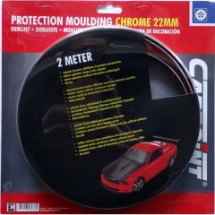 22mm CHROME Protection Molding