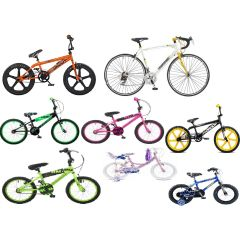 Cycles & Bicycles Range @ Autocraze RTR