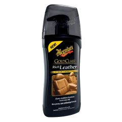 Meguiar's Gold Class Rich Leather Cleaner & Cond G17914