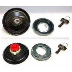 Locking Fuel Cap Citreon GSA C15