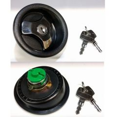 Locking Fuel Cap Escort Van 1987-to- 1990