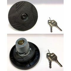 Locking Fuel Cap Fiesta Mk-1, Mk-2