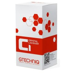 Gtechniq C1 Crystal Lacquer 50ml 3 to 5 years durability