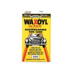Clear Waxoyl Original 5-Litre Refill Can