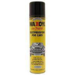 Clear Waxoyl Original Aerosol Spray 400ml