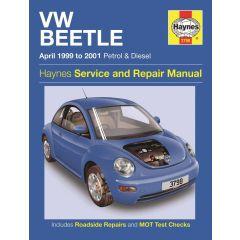 Haynes Workshop Manual VW Beetle Petrol, Diesel