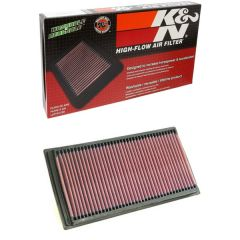 K&N Direct Replacement High Flow Panel Air Filter