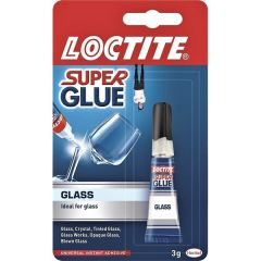 loctite glass bond for glass-to-glass & glass-to-metal