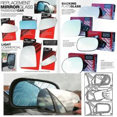 Replacement Door Mirror Glasses Range
