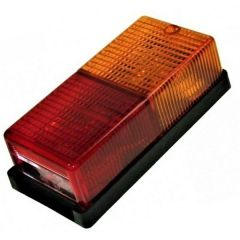 Trailer Lamp Oblong 4 Function Combination Lamp